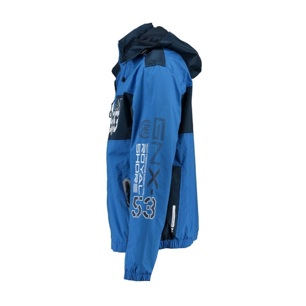 Geographical Norway GEOGRAPHICAL NORWAY Sommerjakke Herre CLAPPING Spring jacket Navy/blue