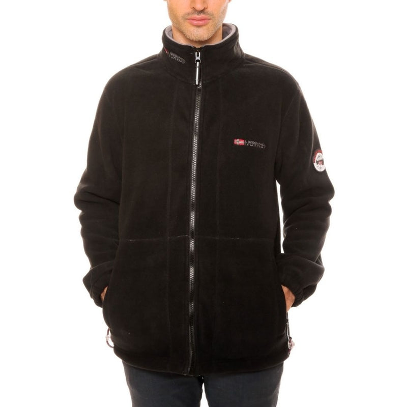 Geographical Norway Georaphical Norway Fleece Korleon Fleece Black/d.grey