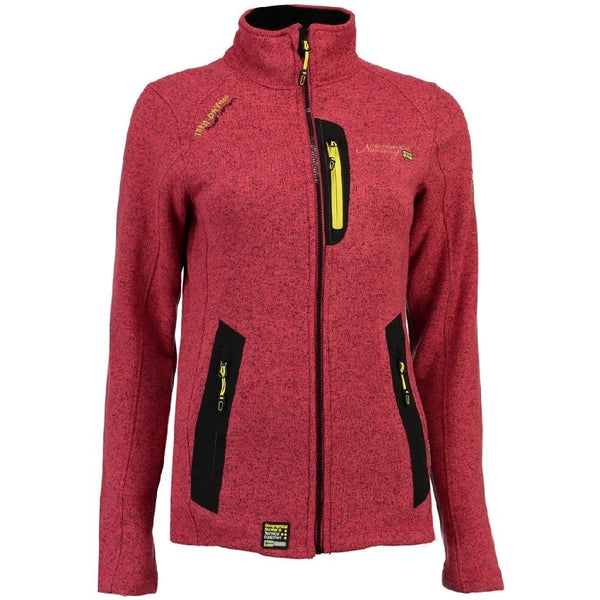 Geographical Norway geographical Norway Dame Fleece Jakke Tazzera Fleece Coral