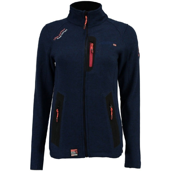 Geographical Norway geographical Norway Dame Fleece Jakke Tazzera Fleece Navy