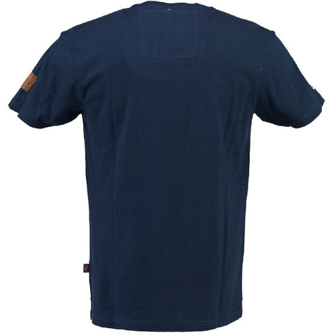 geographical Norway Herre T-shirt Jilliam - Navy