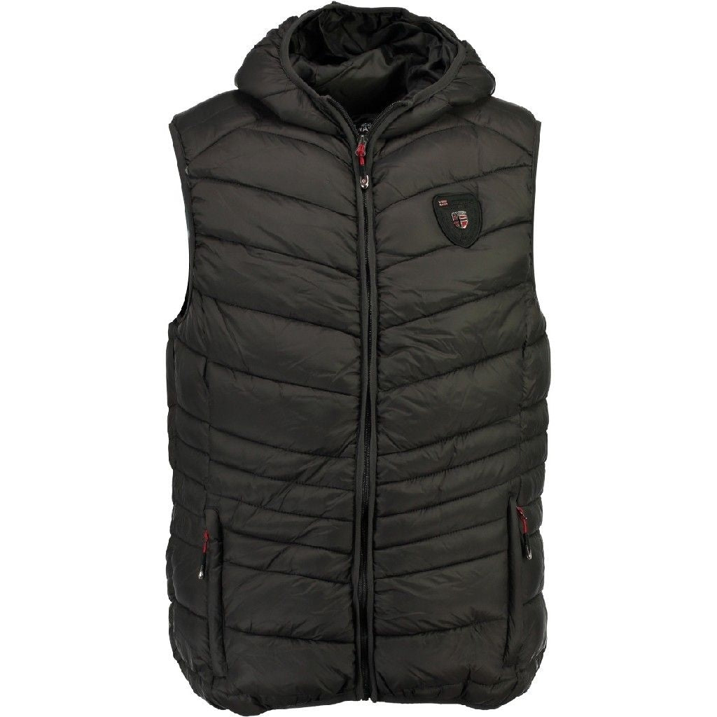 Image of   Geographical Norway Herre Vest Volcano - D.Grey - L
