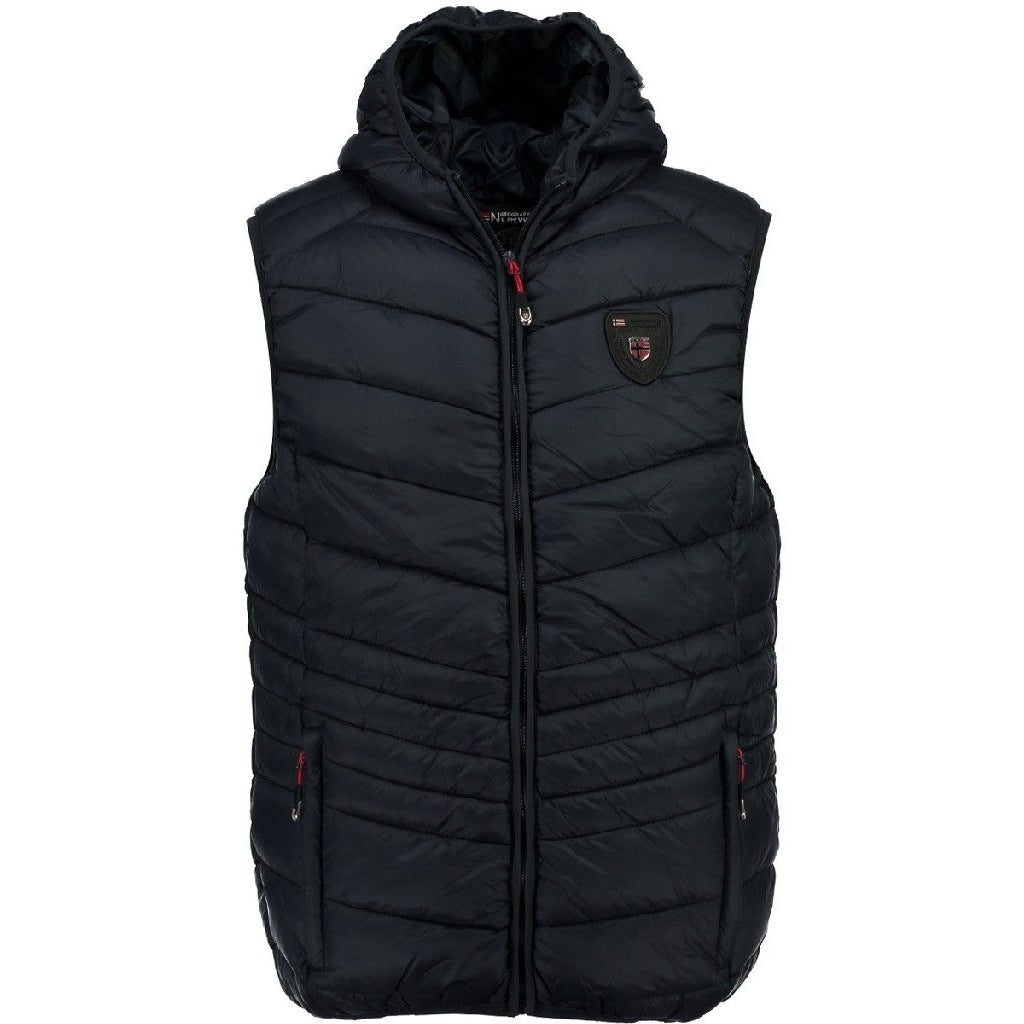 Image of   Geographical Norway Herre Vest Volcano - Navy - L