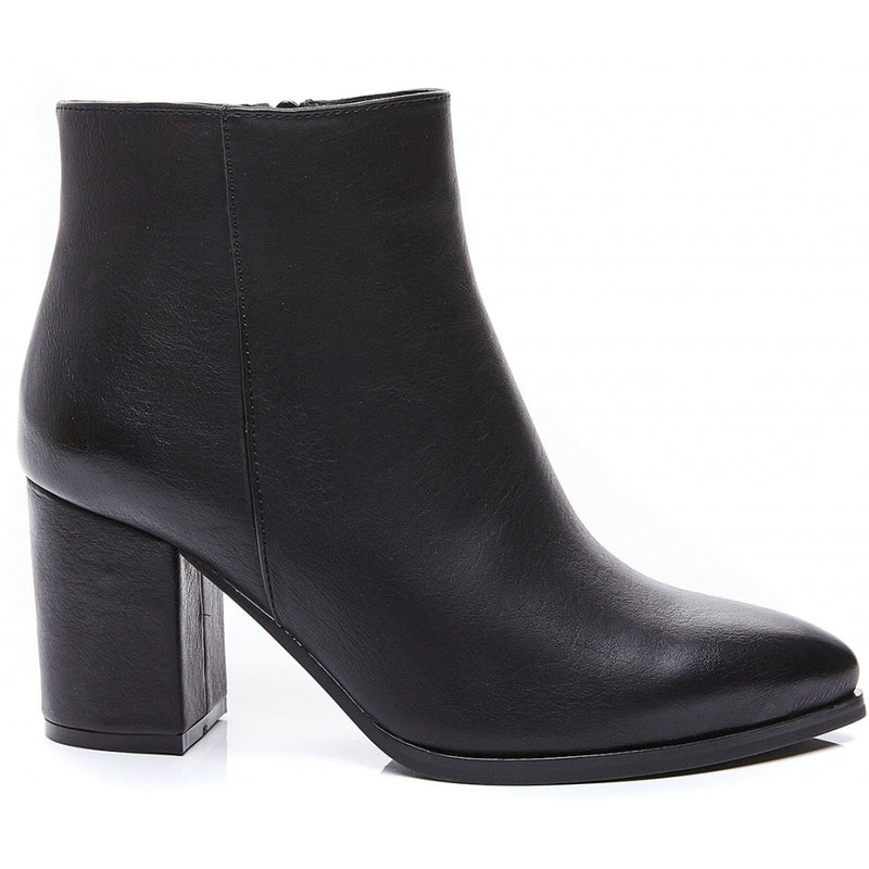 Shoes ideal shoes dame støvle 1901 Shoes Black