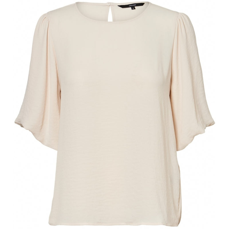 Vero Moda Vero Moda dame top VMISABELLA T-Shirt/top Birch