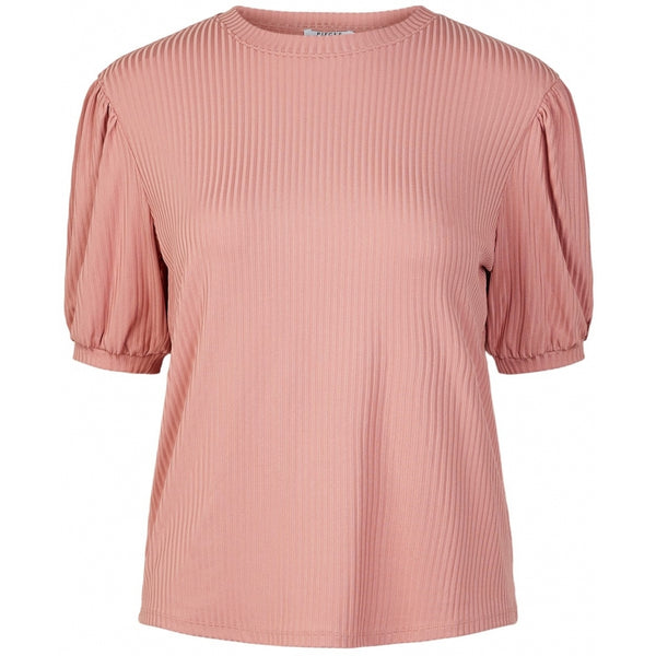 PIECES Pieces dame top PCTANNO T-Shirt/top Misty rose
