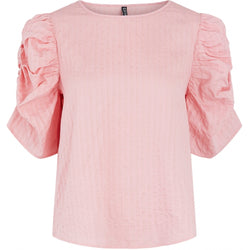 PIECES Pieces dame top PCPIRLA T-Shirt/top Misty rose