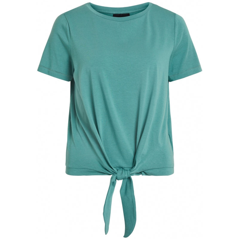 .Object Object dame top OBJSTEPHANIE T-Shirt/top Blue Spruce
