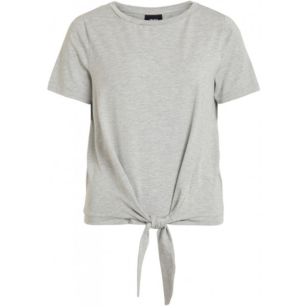 .Object Object dame top OBJSTEPHANIE T-Shirt/top Light grey melange