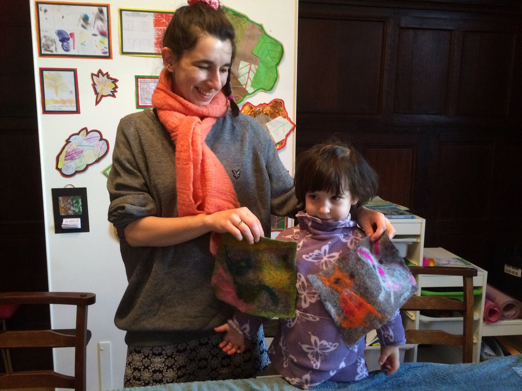 Family Feltmaking Workshops