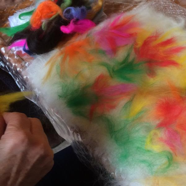 How To: Wet Felting For Beginners