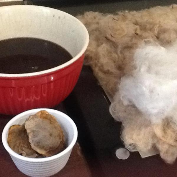 Process & Dye Fleece In A Day