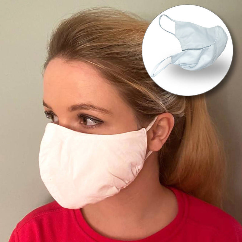 Face Mask - Reusable pack of 3 x 50 (150 masks)