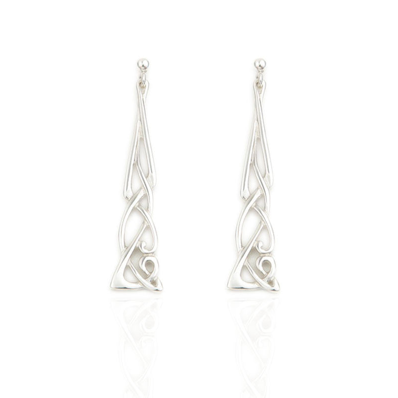CELTIC DROP EARRINGS