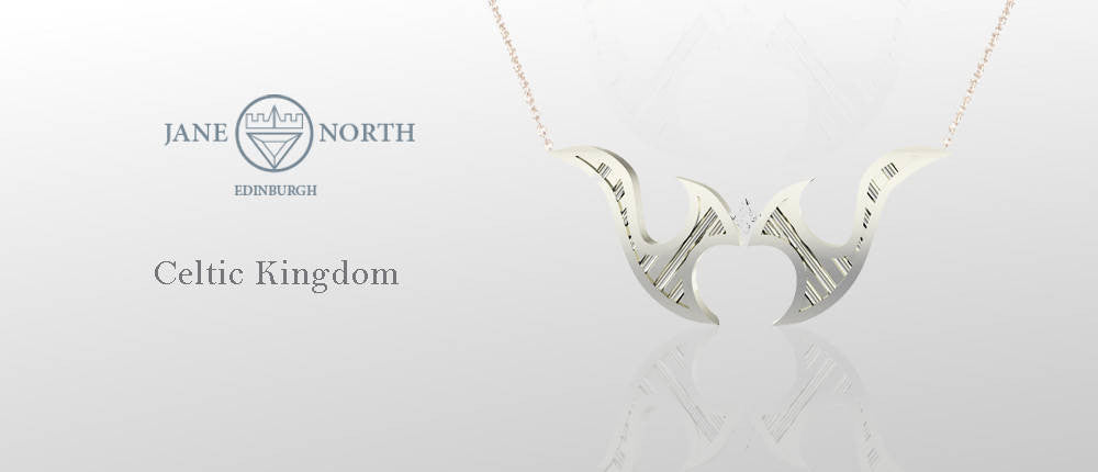 Celtic jewellery made in scotland