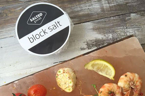 Block Salt (Blok Tuz)