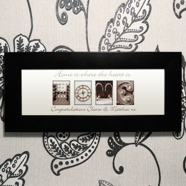 Personalised Affection Art Home Small Frame