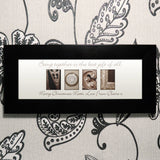 Personalised Affection Art Noel Small Frame