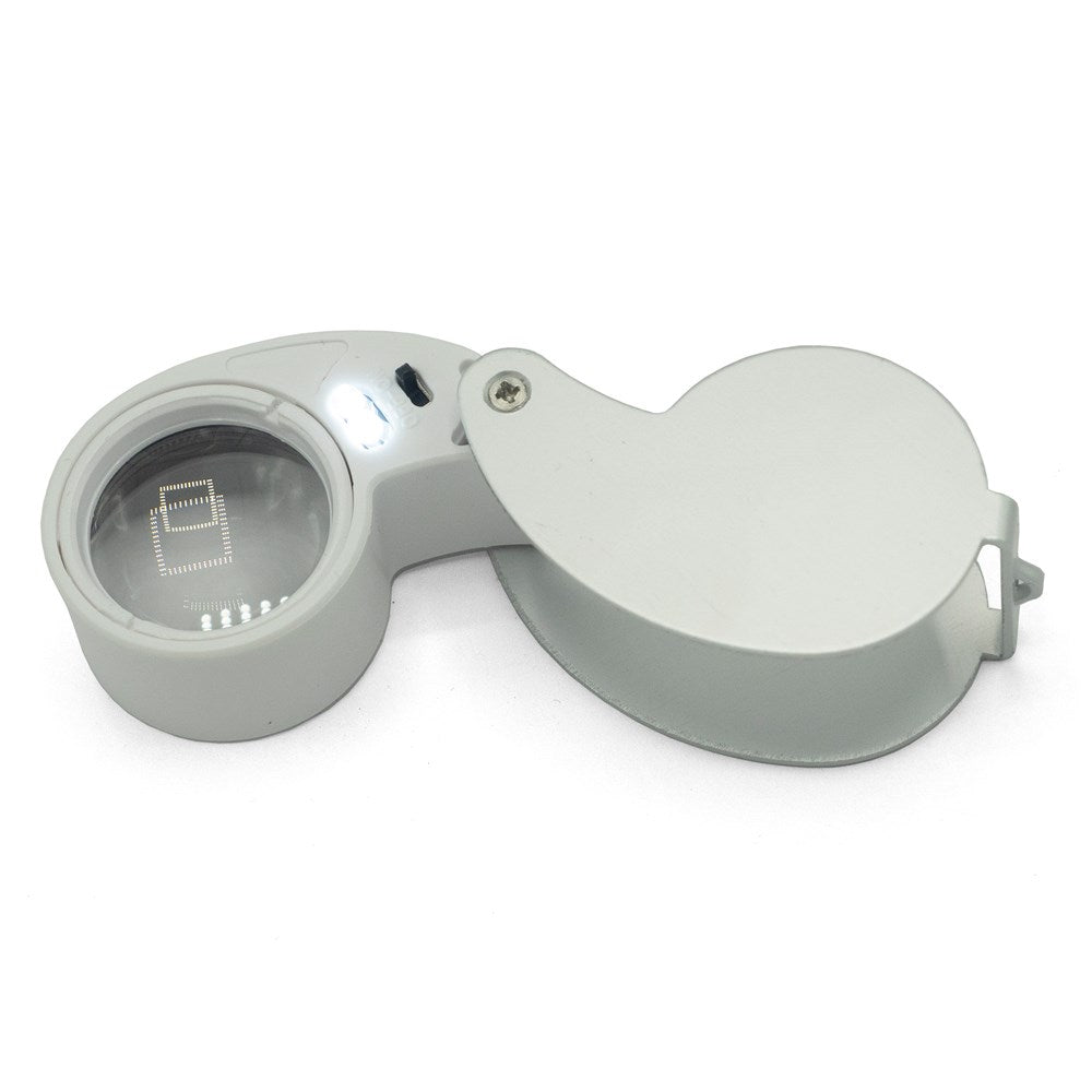 25-mm Loupe with LED