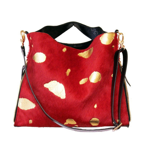 Riche - Red/Gold