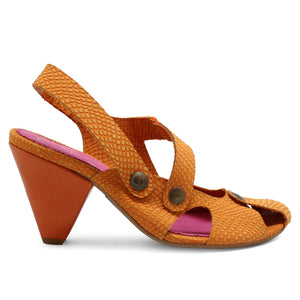 Chambord - Orange Snake- LAST PAIR 39!