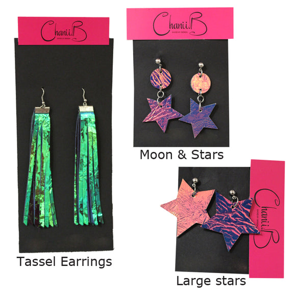 Foil Earrings