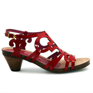 Gentile - Red Patent