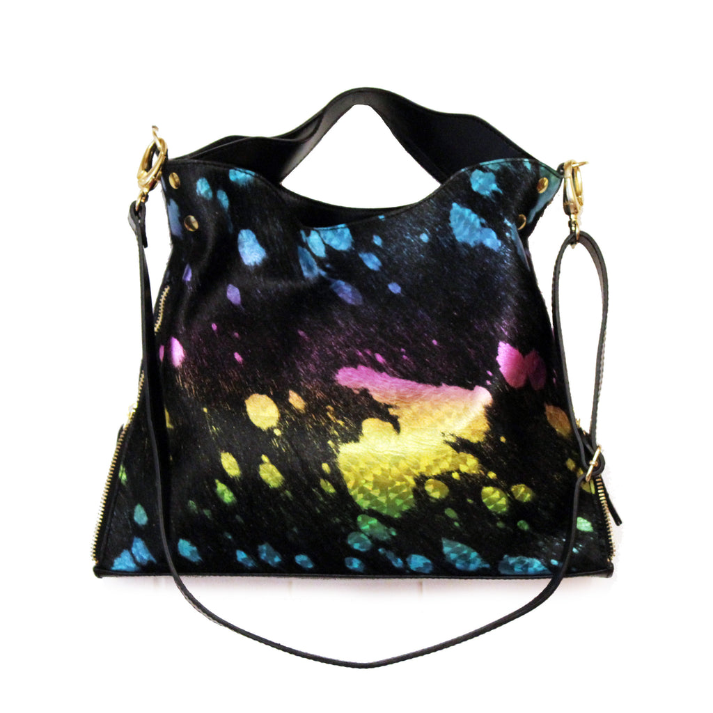 Riche - Black Rainbow Unicorn