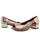 Pallais - Pink Metallic
