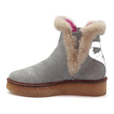 Polar - Grey Suede