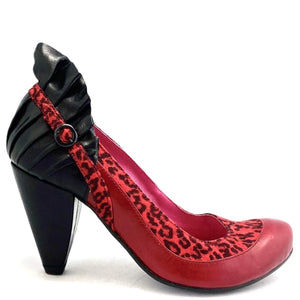 Tresor- Red Leopard- Last pair 37!