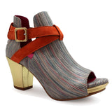 Rouge - Natural Stripe- LAST PAIR 39!