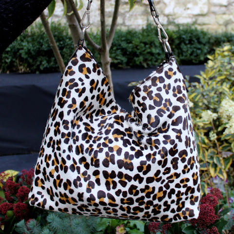 Sac - White Leopard