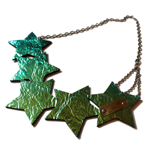 Foil Necklace