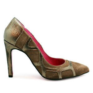 Prisom taupe- SIZE 36 AND 39 LEFT!
