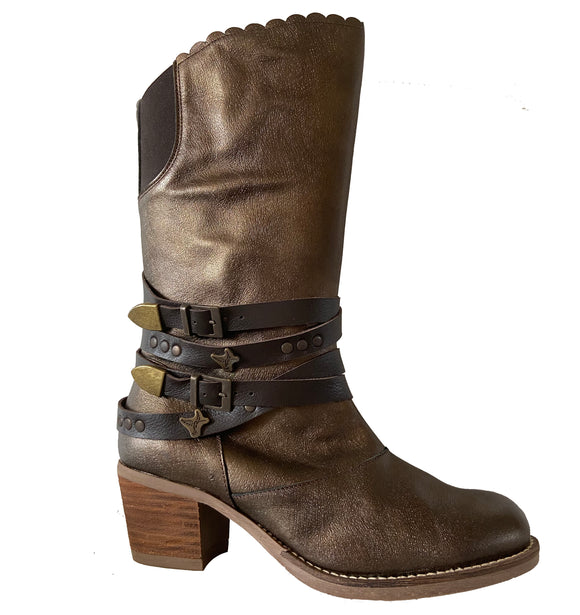 Quill Bronze - WIDE CALF