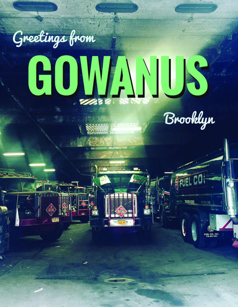 Greetings from Gowanus Postcard