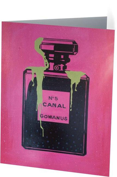 Canal No 5 Cards