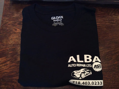 T-Shirt: Alba Auto Repair