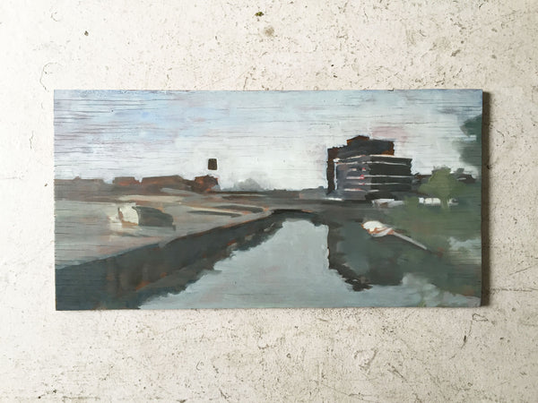 Joel Beck: One Canal View Exhibition
