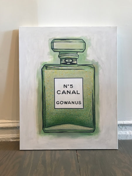 Lance Rutledge: Canal No. 5
