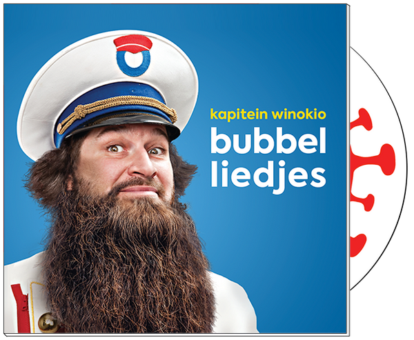 Bubbelliedjes - CD