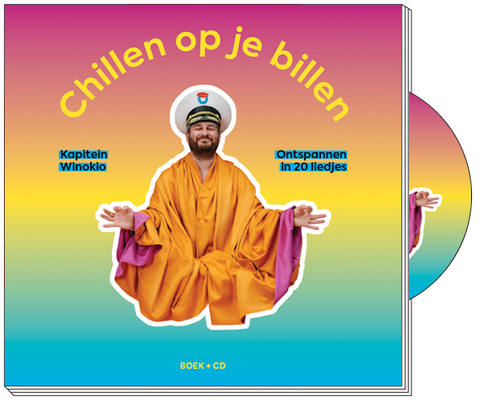 Chillen op je billen met CD