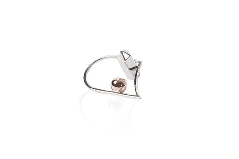Sterling-Silver-Rose-Gold-Ring-Minimalist-Homini-Studio-Jewelry-Contemporary-Geometric-Simple-Chic-Elegant