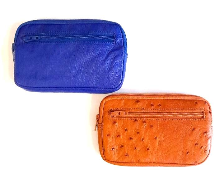 LU S09 - Leather  Pouch - Karoo Classics