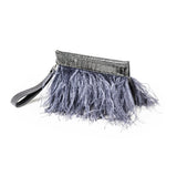 RH Feather Clutch