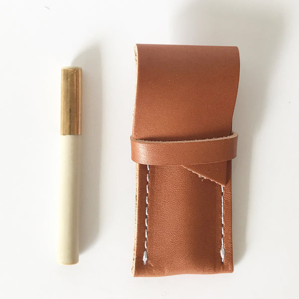 Tan Leather Sheath