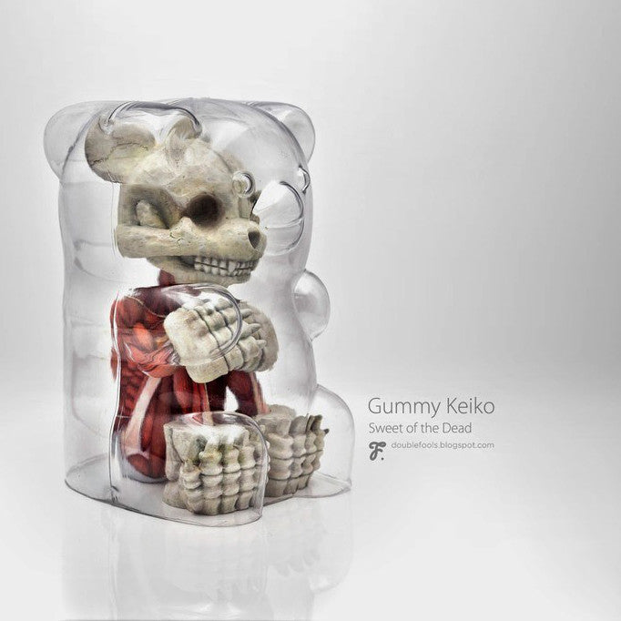 Gummy Keiko: Sweet Of The Dead – Head Space