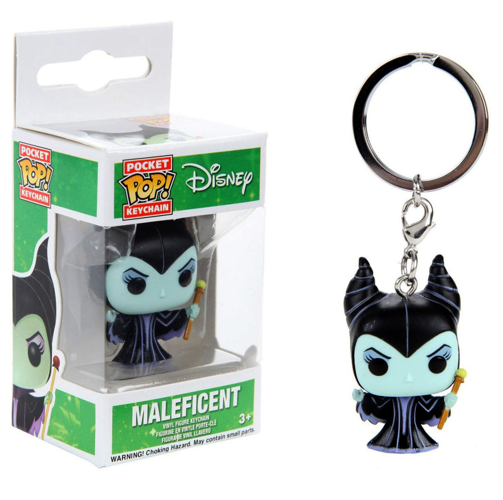 Funko Pop Keychain Maleficent