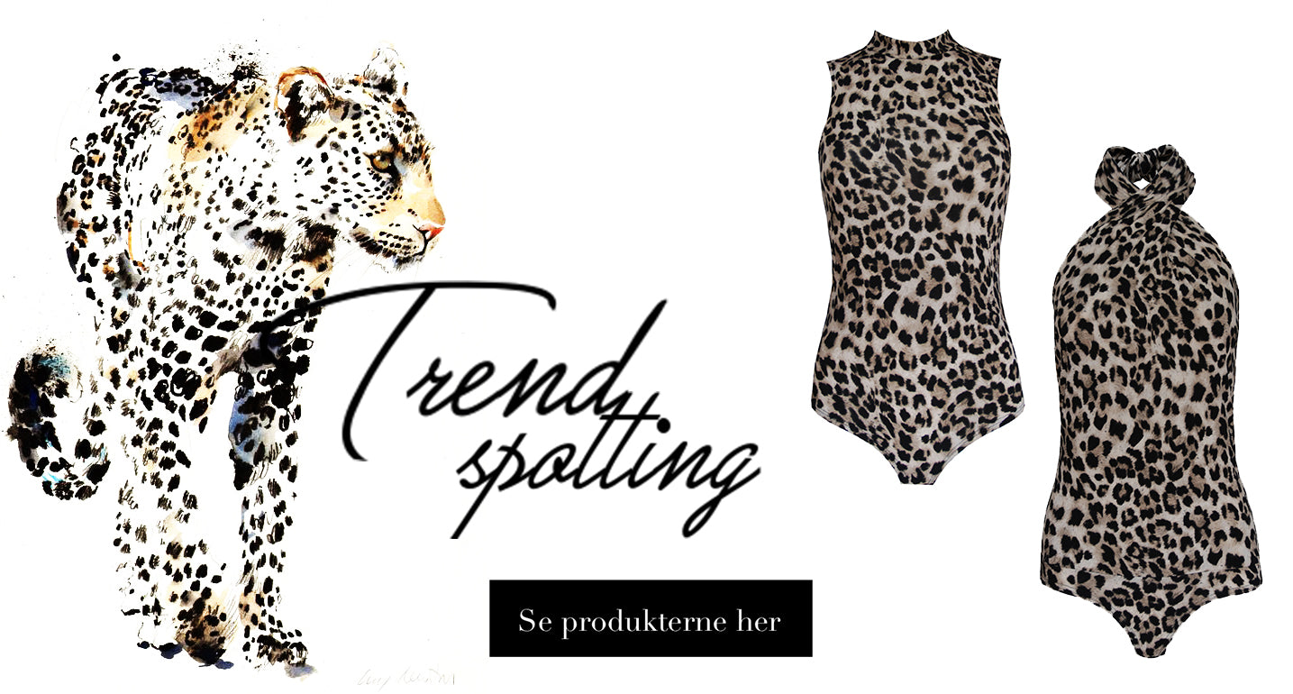 TREND: Leopardprint